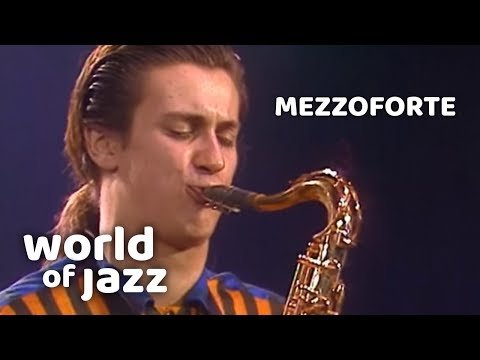Mezzoforte (Iceland) live at the North Sea Jazz Festival • 12-07-1986 • World of Jazz