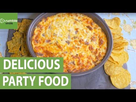 Amazing cheesy bacon dip recipe
