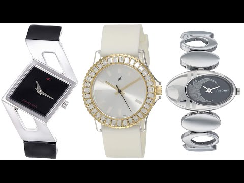 Latest Fastrack Watches For Womens In India. Amazon Watches Designs With Price.