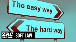 26.01.19 | ZAC FACTOR | CLAUDIO ZANETTI - NATIONALRAT | SOFT LAW