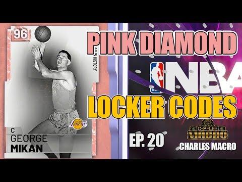 LOCKER CODES | DRIP PULLS | PINK DIAMOND | FREE PACKS KEYS INFO | NBA 2K19 | Ep. 20
