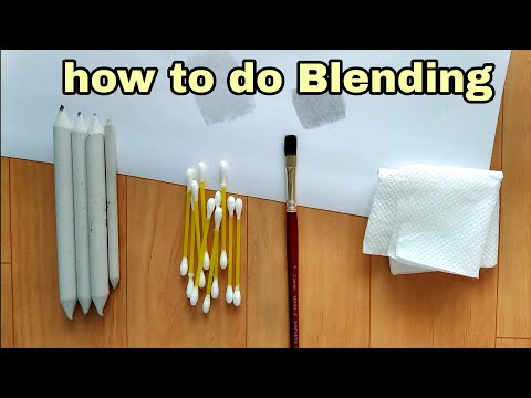 4 blending tools  | How to do Blending