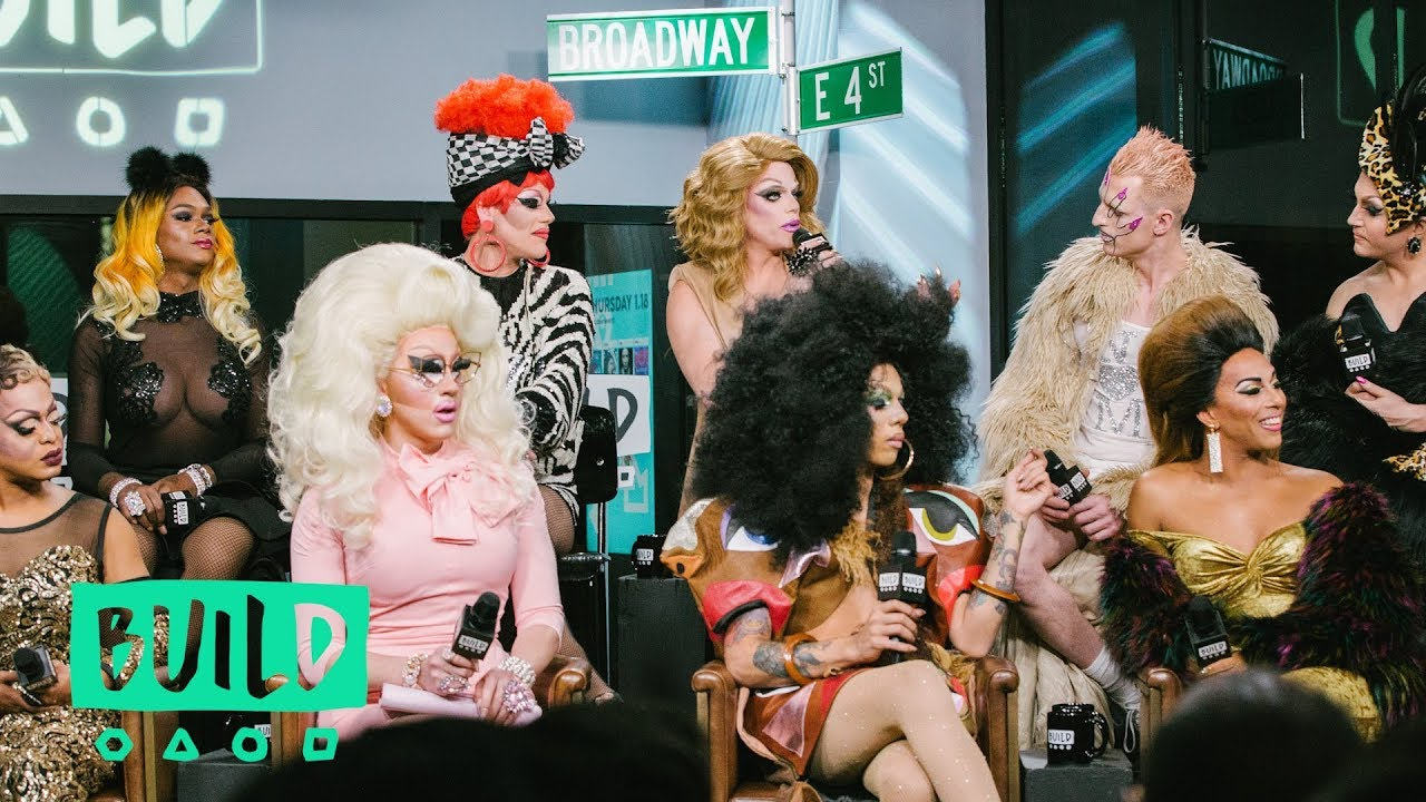 *VH1* RuPaul's Drag Race All Stars 04x01 Season 4 Episode 1