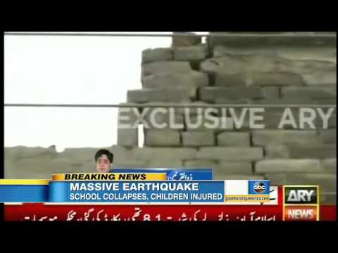 7 5 Magnitude Deadly Afghanistan Pakistan, Earthquake Rocks South Asia
