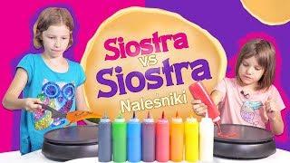 Malujemy Naleśniki - Pancake Art  CHallenge, #SiostraKontraSiostra - 12