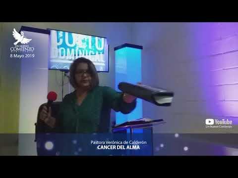 Predica # 86 - CANCER DEL ALMA - Pastora Veronica Calderon