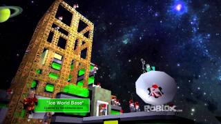 Roblox TV Commercial 2011 (Official) (ROBLOX: Be Anything, Build Anything!)