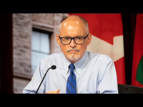 Ontario's new top doctor doesn't support going to Stage 3 early | COVID-19 in Canada