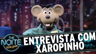 Entrevista com Xaropinho | The Noite (03/05/17)