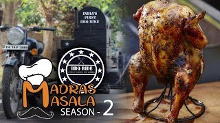 The Story of BULLET BBQ | Madras Masala Season 2 | EP 01 | Food Feature