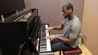"""Sanguine Paradise"" - Lil Uzi Vert (Piano Cover) - Patrick Yeboah"