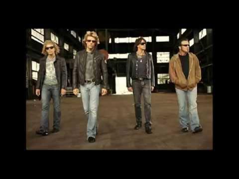 Drift Away - Bon Jovi - Live