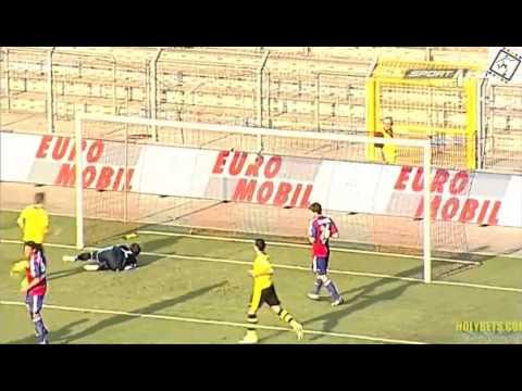 Henrikh Mkhitaryan Vs FC Basel (Первый гол и голевая за Боруссию Д.)