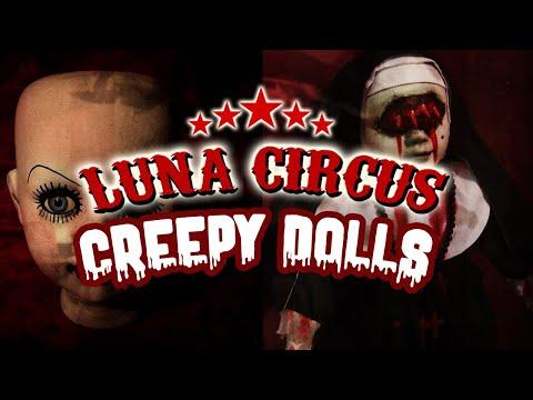 Scary Creepy Dolls