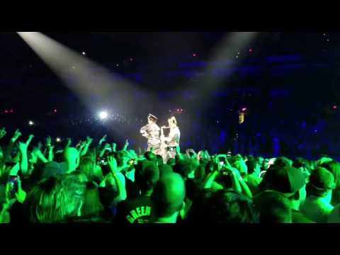 King For A Day - Green Day (Live @ Talking Stick Resort Arena)