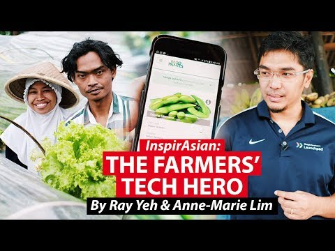 The Farmers' Tech Hero: Empowering Indonesia's Exploited | InspirAsian | CNA Insider