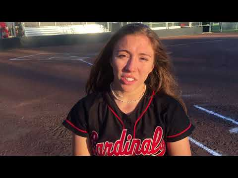 Belle Chasse's Gracee Hess had four RBIs in first round win over S. Lafourche