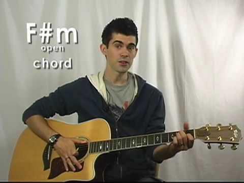 E Chord Family Chords Guitar Lesson (Guitarmann Essentials Video ...