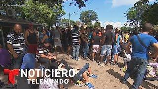 cumbre en el salvador por crisis de cubanos varados   noticiero   noticias telemundo