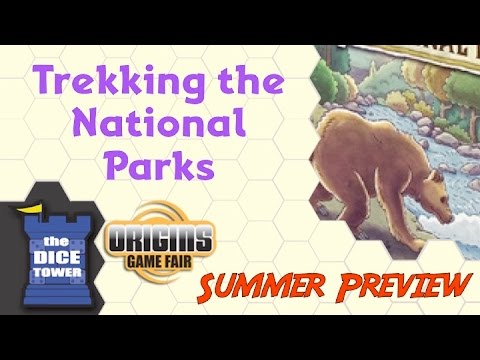 Origins Summer Preview: Trekking the National Parks