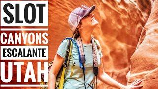 Escalante Utah Slot Canyons