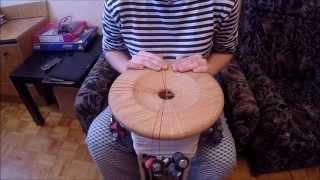 Kumihimo by Ralph Kirkpatrick- Видео урок Алеси Борец.