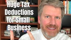 Biggest Tax Write Offs for Small Business in 2020 (These are Huge!)
