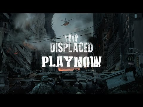 PlayNow: Displaced | PC Gameplay (Intriguing Narrative Based Survival Game)