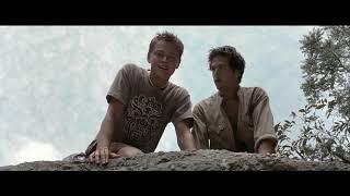 Прыжок с Огромной Высоты в Воду ... отрывок из фильма (Пляж/The Beach)2000