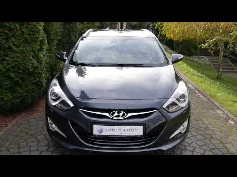 Hyundai i40 1.7 CRDi 2012 r.