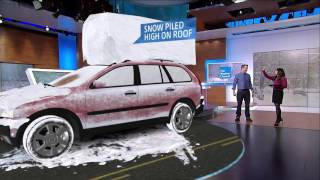 What You Need To Do Before You Drive After A Snowstorm