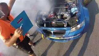 Czech drift series: TOP 8 Battle Michal Reichert vs. Marek Wartalowicz