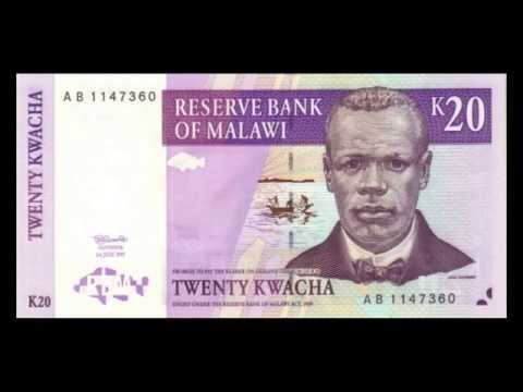 All Malawian Kwacha Banknotes - Reserve Bank of Malawi - 1997 to 2005 in HD