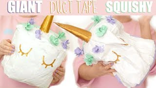 GIANT DUCT TAPE SQUISHY