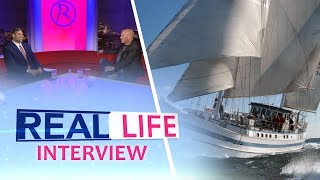 Elida, Sailing for Jesus  - Real Life - Full Interview