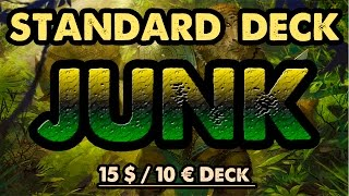 standard deck junk bwg 15 10 anlisis espaol culturamtg