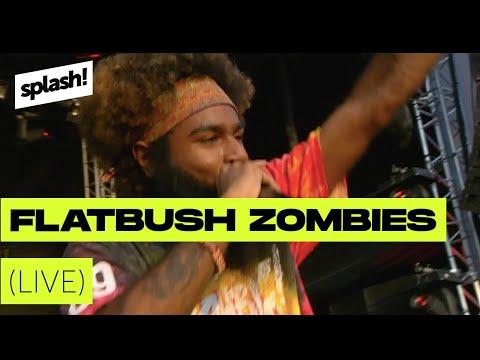 Live: Flatbush Zombies @ splash! (splash! Mag TV)
