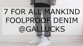 FOOLPROOF DENIM | 7 For All Mankind | Gallucks | Ad