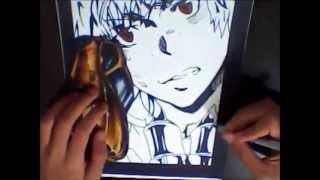 Drawing Kozato Enma