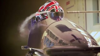 How To Make A Bobsled Go Faster | Dara Ó Briain's Science Club | Earth Lab