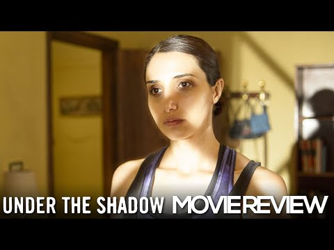 Under The Shadow (2016) Movie Review | Iranian Film