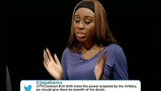 Gambar cover Journalists' Hangout 6th of December 2016 | TVC News Nigeria