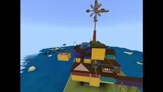 Day 8 of Hello Neighbor in Minecraft (DevilNinja's Model)