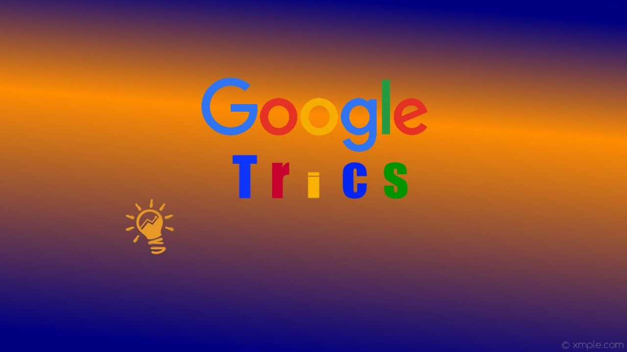 Top 11 Google Tricks - YouTube