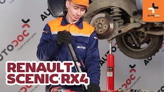 How to replace Radiator engine cooling TOYOTA RAV 4 I (SXA1_) Tutorial