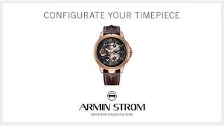 ARMIN STROM Configure your timepiece thumbnail