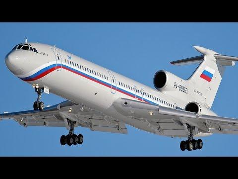 Ту-154 RA-85563 -