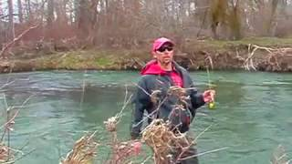 Single Handed Spey Tactics - Side Channels