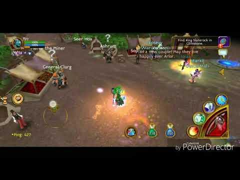 Arcane Legends Masterpiece 🤗 Original Jester (old But Gold)