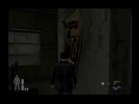 Max Payne 2 - Mona Sings Late Goodbye in Shower